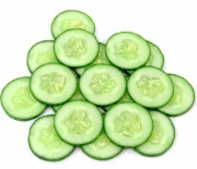 Les bienfaits du concombre contre les brûlures